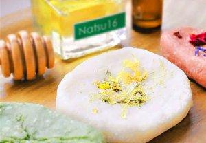 はちみつ石鹸とリップクリーム作り体験