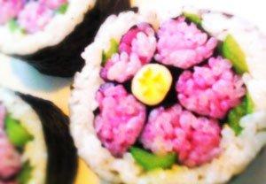 デコ巻き寿司作り体験